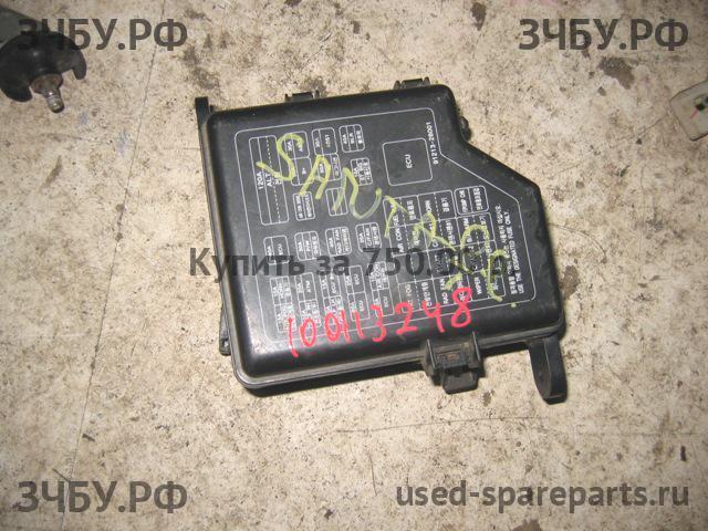 Hyundai Santa Fe 1 (SM) Блок предохранителей.