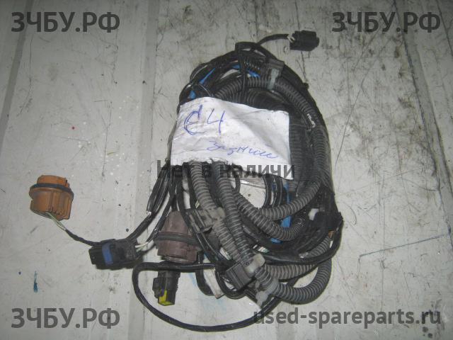 Citroen C4 (1) Проводка комплект (моторная коса+салонная коса) .