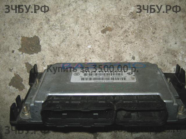 Фото №1 - блок управления двигателем ВАЗ 2110