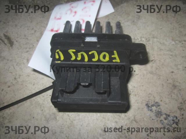 Ford Focus 2: Резистор отопителя с разборки иномарок used-spareparts.ru. Б/у запчасти на Ford Focus 2