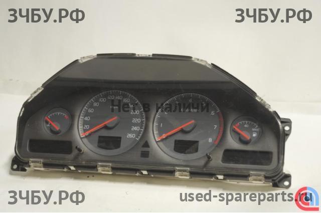 Volvo S80 (1) Панель приборов.
